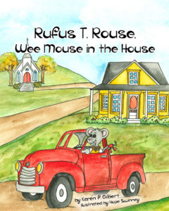 Rufus T Rouse Story Book